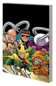 SPIDER-MAN TP SINISTER SIX 5/22/2019