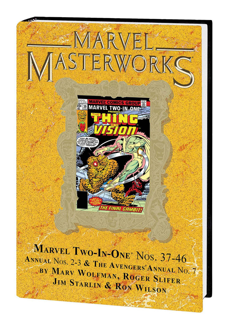 MMW MARVEL TWO IN ONE HC VOL 04 DM VAR ED 278 8/21/2019