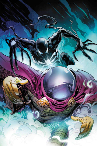 SYMBIOTE SPIDER-MAN #2 (OF 5) 5/8/2019