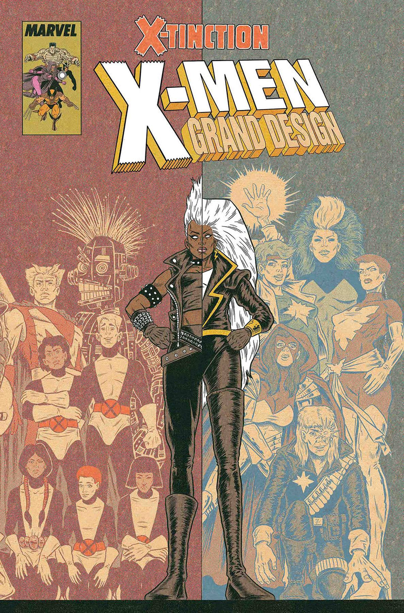 X-MEN GRAND DESIGN X-TINCTION