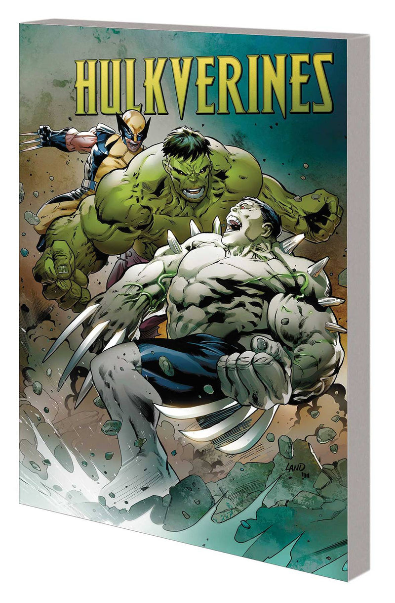 HULKVERINES TP 6/12/2019