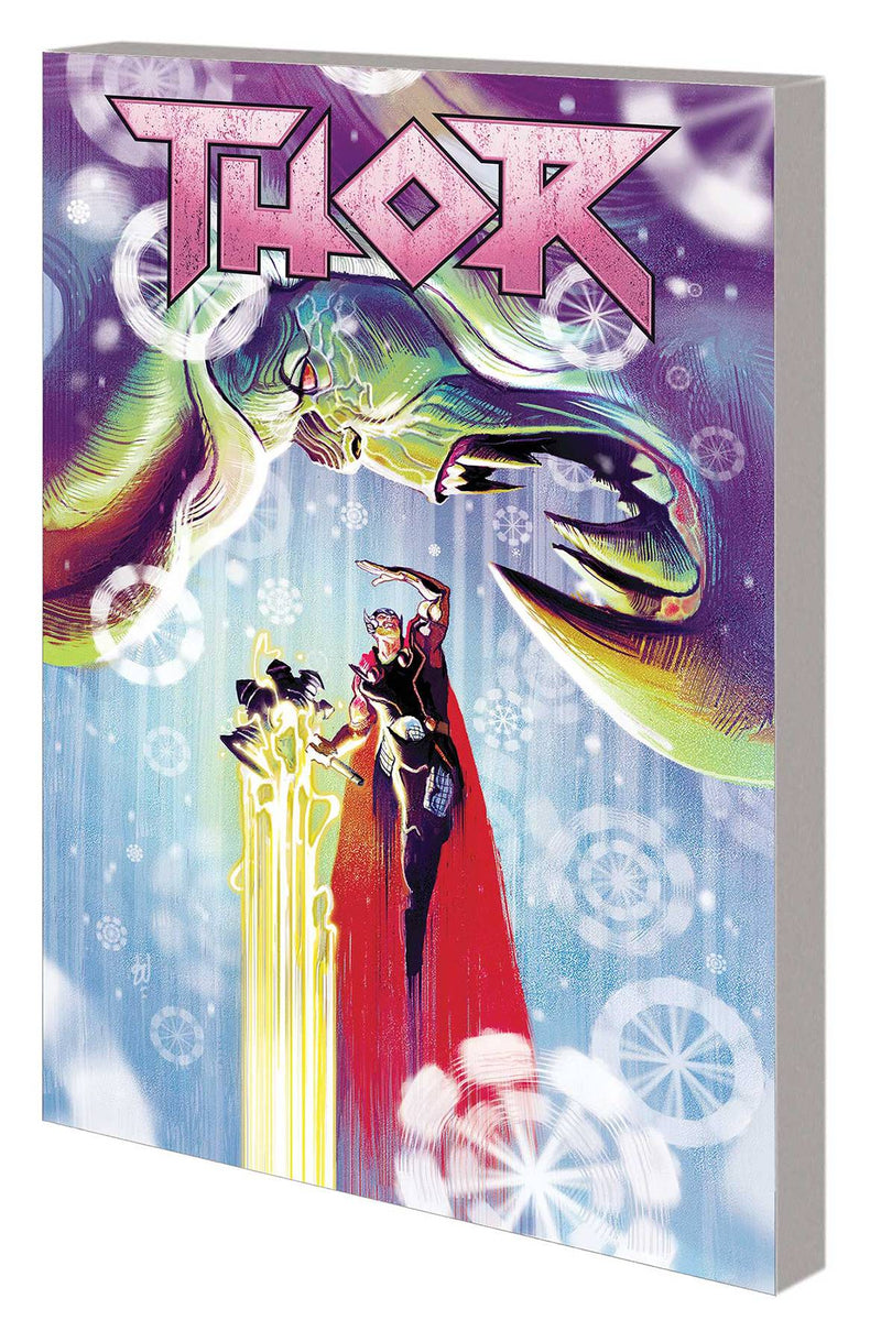THOR TP VOL 02 ROAD TO WAR OF REALMS 6/19/2019
