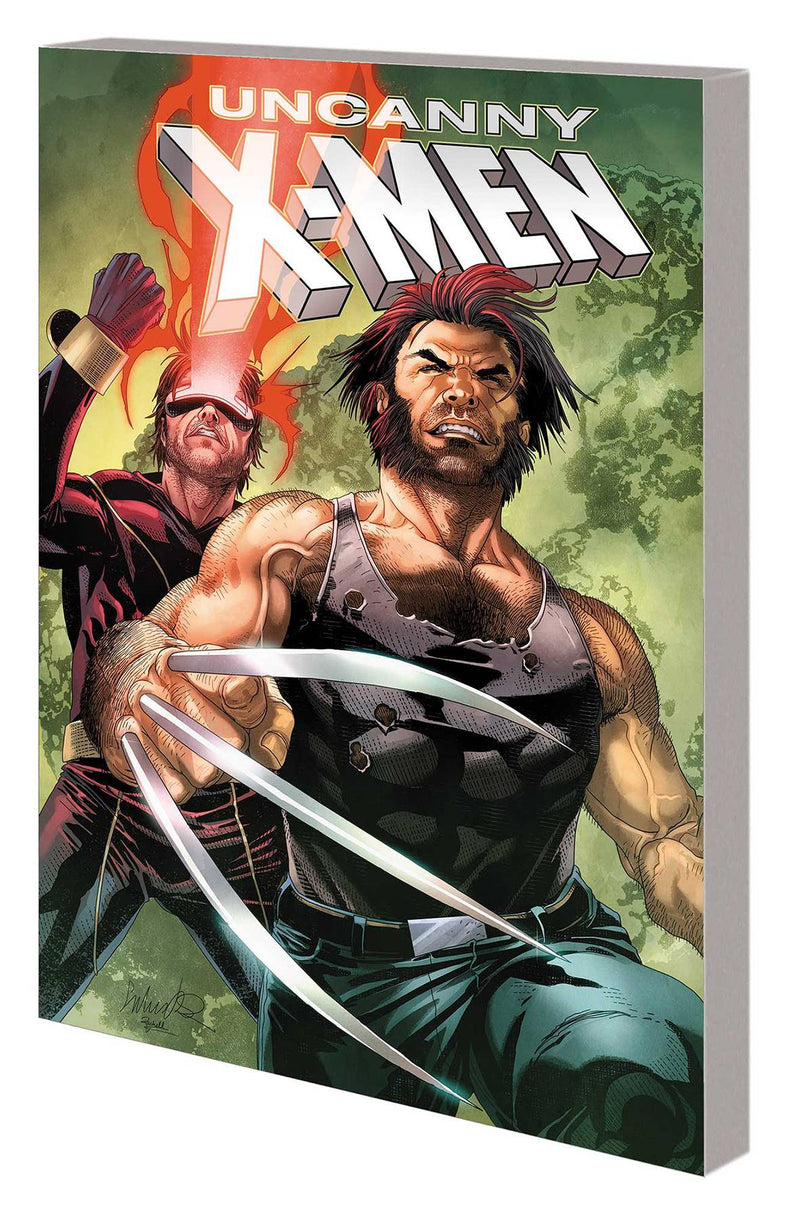 UNCANNY X-MEN TP CYCLOPS AND WOLVERINE 6/19/2019