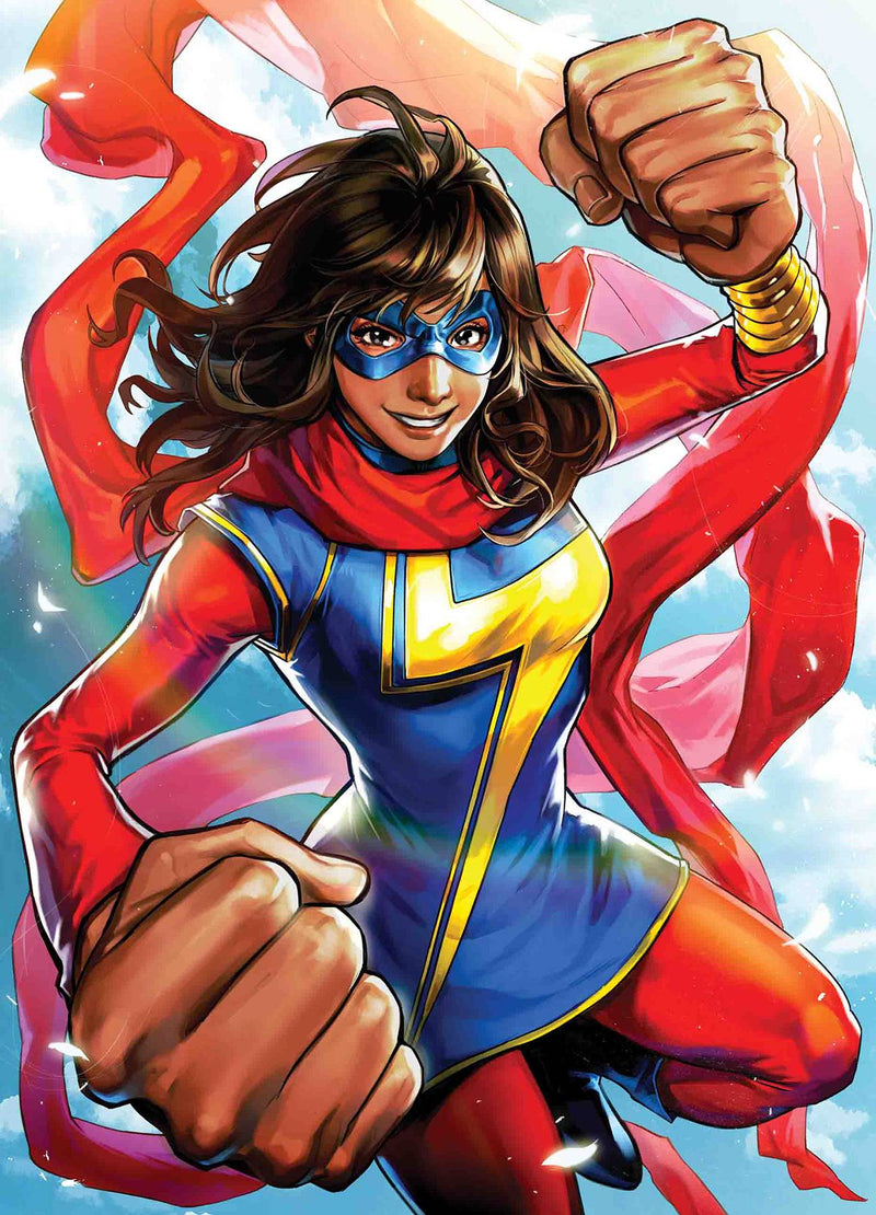 MAGNIFICENT MS MARVEL