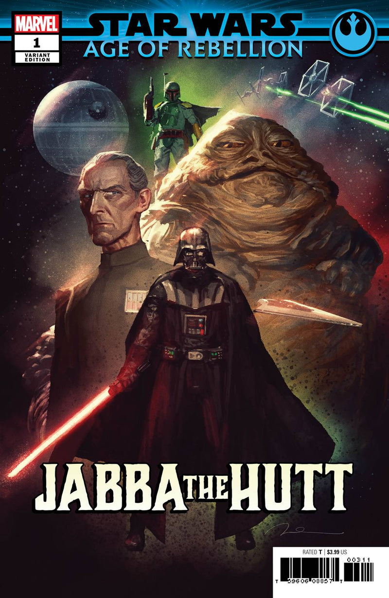 STAR WARS AOR JABBA THE HUTT