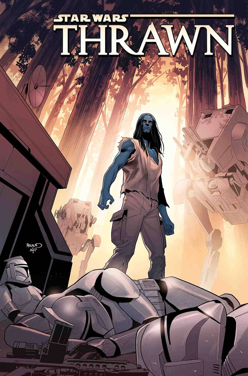 TRUE BELIEVERS STAR WARS THRAWN