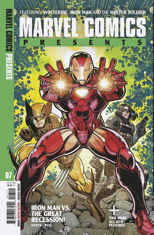 MARVEL COMICS PRESENTS #7 (07/31/2019)