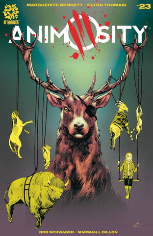 ANIMOSITY #23 (MR) (08/14/2019)