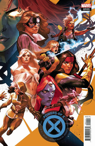 POWERS OF X #2 (OF 6) PUTRI CONNECTING VAR (08/14/2019)