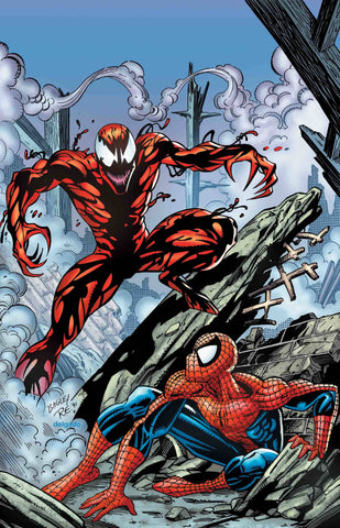 ABSOLUTE CARNAGE #1 (OF 4) BAGLEY HIDDEN GEM VAR AC 1:100 (07/08/2019)