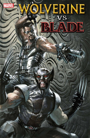 WOLVERINE VS BLADE SPECIAL #1 DELLOTTO VAR (MR) 1:50 (07/10/2019)