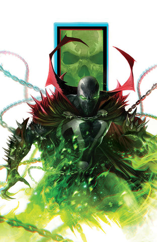 SPAWN #301 CVR G VIRGIN MATTINA (10/09/2019)