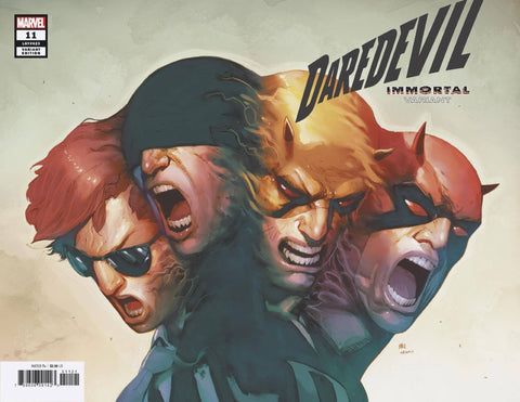 DAREDEVIL #11 IMMORTAL WRAPAROUND VAR (09/11/2019)