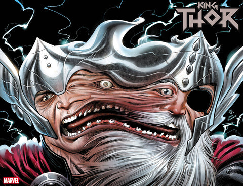 KING THOR #1 (OF 4) ROSS IMMORTAL WRAPAROUND VAR (09/11/2019)