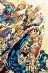 LEGION OF SUPER HEROES MILLENNIUM #2 (OF 2) CARD STOCK VAR E (10/02/2019)