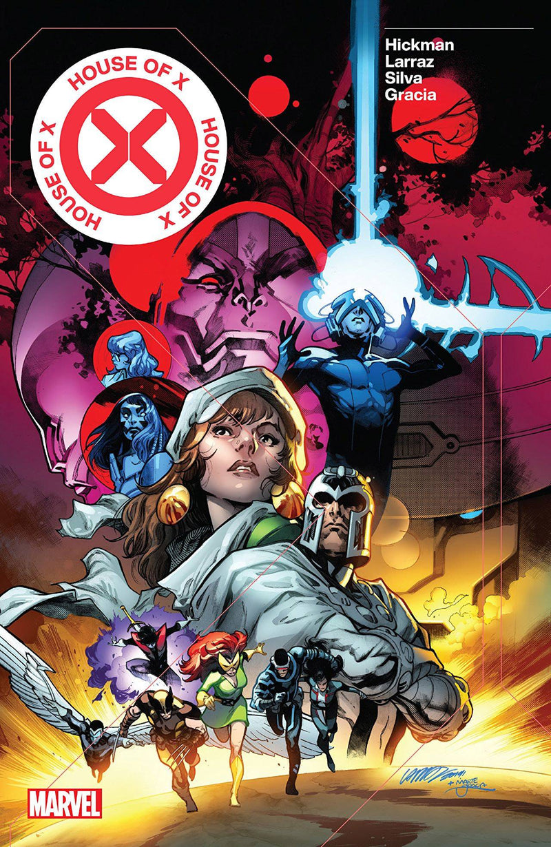 HOUSE OF X POWERS OF X HARDCOVER (12/11/2019)