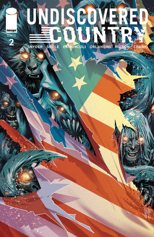 UNDISCOVERED COUNTRY #2 CVR B MANAPUL (MR) (12/11/2019)