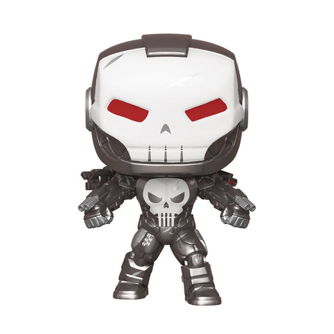 POP MARVEL PUNISHER WAR MACHINE PX FIG (04/15/2020)