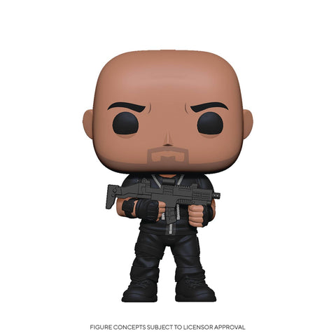 POP MOVIES HOBBS & SHAW HOBBS VIN FIG (06/24/2020)