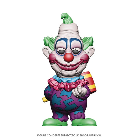 POP MOVIES KILLER KLOWNS FROM OUTER SPACE JUMBO VIN FIG (06/24/2020)