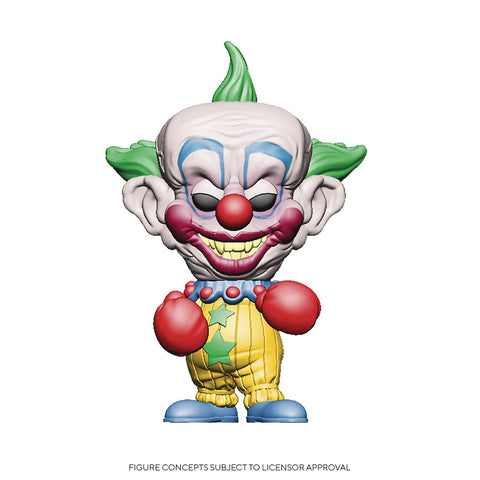 POP MOVIES KILLER KLOWNS FROM OUTER SPACE SHORTY VIN FIG (06/24/2020)