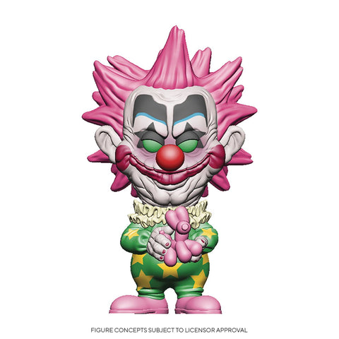 POP MOVIES KILLER KLOWNS FROM OUTER SPACE SPIKE VIN FIG (06/24/2020)