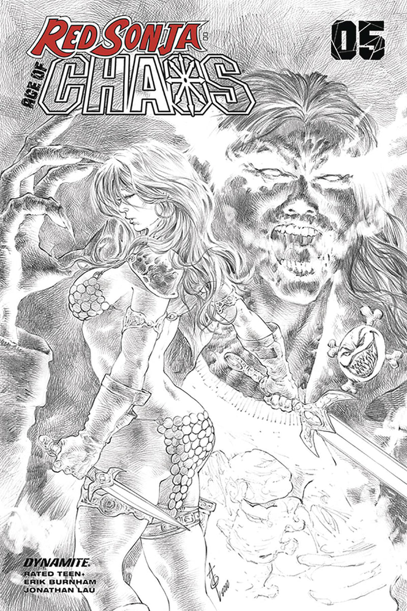 RED SONJA AGE OF CHAOS