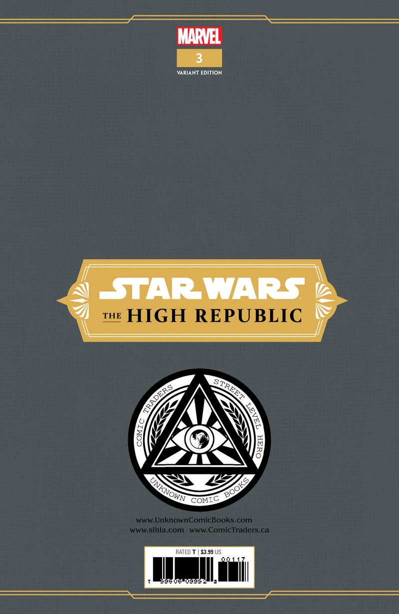 STAR WARS HIGH REPUBLIC