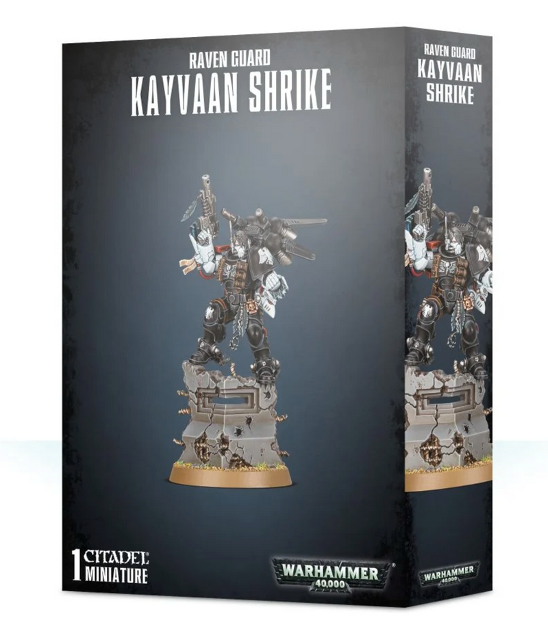 RAVEN GUARD KAYVAAN SHRIKE