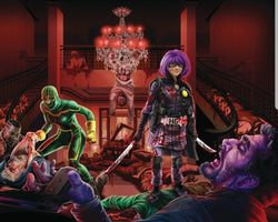 KICK-ASS #1 / HIT GIRL #1 RON LEARY COMICXPOSURE EXCLUSIVE 2/21/2018