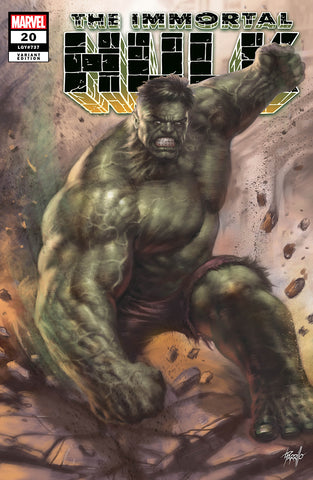 IMMORTAL HULK #20 LUCIO PARRILLO EXCLUSIVE (07/03/2019)