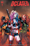 DCEASED #1 (OF 6) UNKNOWN COMIC BOOKS EXCLUSIVE 6 PACK 5/1/2019