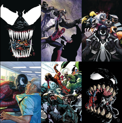 AMAZING SPIDER-MAN VENOM INC BUNDLE 6 PACK BUNDLE 1/24/2017