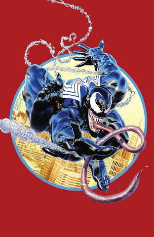 VENOM #1 UNKNOWN COMIC BOOKS & KRS EXCLUSIVE MAYHEW CONVENTION COVER COLOR 5/9/2018