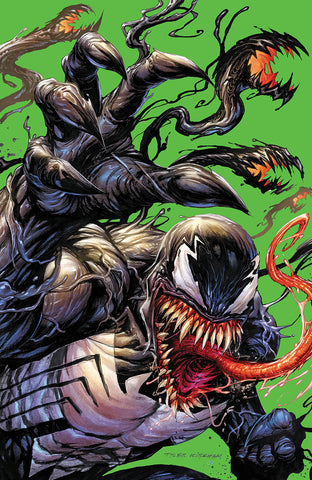 VENOM #25 UNKNOWN COMICS TYLER KIRKHAM EXCLUSIVE VIRGIN VAR (04/08/2020)
