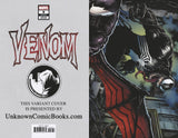 VENOM #8 UNKNOWN COMIC BOOKS SUAYAN VIRGIN EXCLUSIVE 11/14/2018