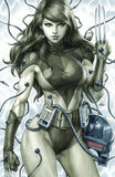 WEAPONS OF MUTANT DESTRUCTION #1 UNKNOWN COMIC BOOKS EXCLUSIVE LAU (ARTGERM) 3 PACK (06/21/2017)