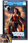 WONDER WOMAN #750 UNKNOWN COMICS EJIKURE EXCLUSIVE VAR LMTD CGC 9.8+ BLUE LABEL (06/30/2020)
