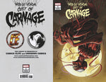 WEB OF VENOM CULT OF CARNAGE #1 LARROCA UDON 3 PACK EXCLUSIVE 4/10/2019