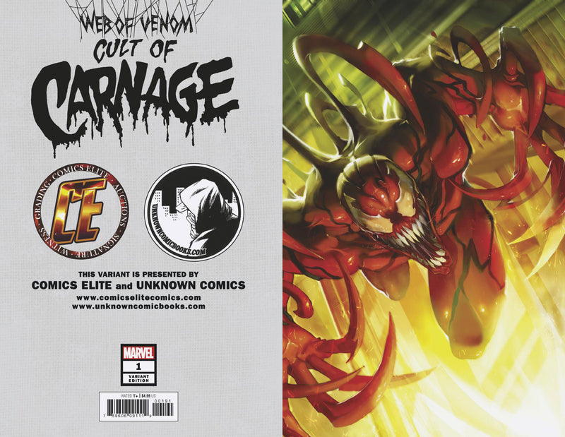 WEB OF VENOM CULT OF CARNAGE