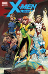 X-MEN BLUE #1 J. SCOTT CAMPBELL EXCLUSIVE CVR A