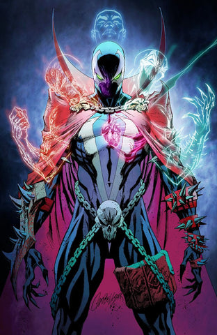 SPAWN #301 CVR P VIRGIN CAMPBELL (10/09/2019)