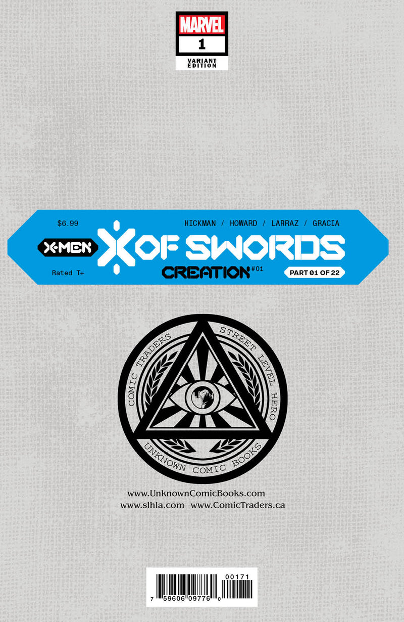 X OF SWORDS CREATION