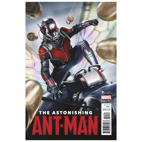 Ant-Man #11 Celebrity Authentics Exclusive Cover Comic