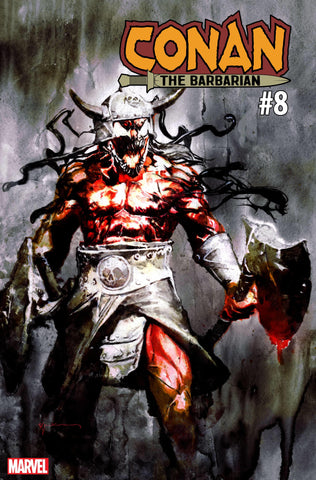 CONAN THE BARBARIAN #8 CARNAGE-IZED VAR (07/31/2019)