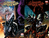 AMAZING SPIDER-MAN #1 & #2 UNKNOWN COMIC BOOKS PHILLIP TAN VAR CVR A 2 PACK 7/25/2018