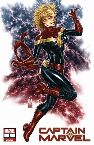 CAPTAIN MARVEL #1 MARK BROOKS EXCLUSIVE 1/30/2019