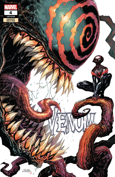 VENOM #4 UNKNOWN COMIC BOOKS KIRKHAM 8/8/2018