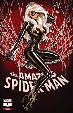 AMAZING SPIDER-MAN #1 MARK BROOKS VARIANT COVERS 7/25/2018