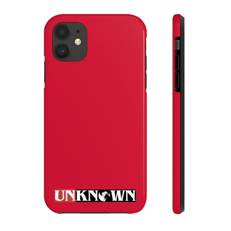 UNKNOWN COMICS iPhone Case Mate Tough Phone Cases